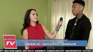 BANGBROS – Asian Reporter Mi Ha Takes On Mookie's Big Black Cock