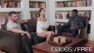 Black is Better – (Abella Danger, Jason Brown) – The Sessions Part 4 – BABES
