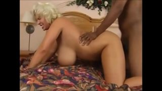 Getting her Pussy and Ass Fucked by a BBC