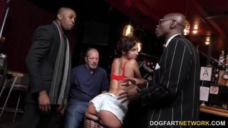 Interracial Threesome with Jada Stevens – Cuckold Sessions