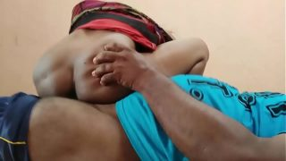 indian unsatisfied cheating young house wife having sex with cab driver
