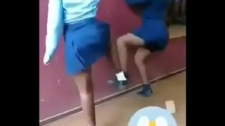 African students tweaking its party after party