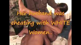 Black girl USED like a WHORE