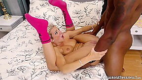 Tiffany Watson In Cuckolds Nerd With Big Black Dick